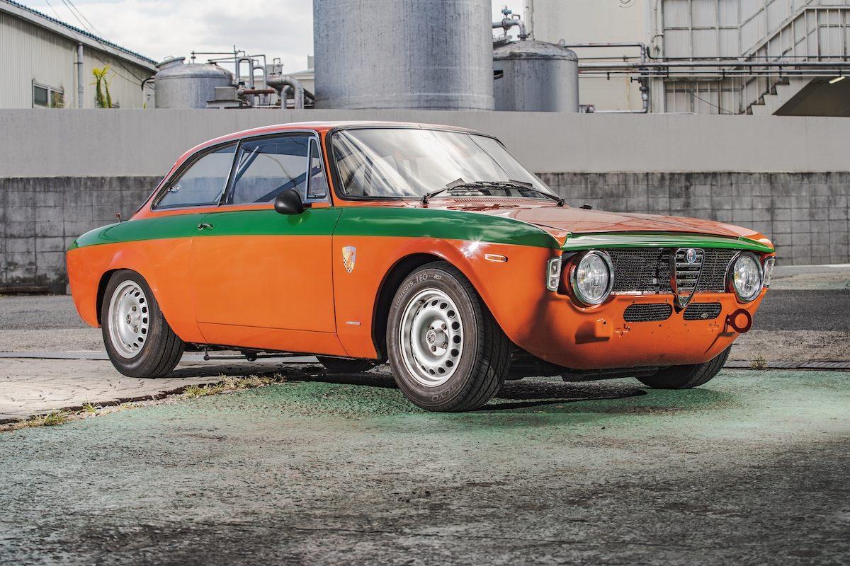 1965 Alfa Romeo Giulia Sprint Gta Corsa Bh Auction