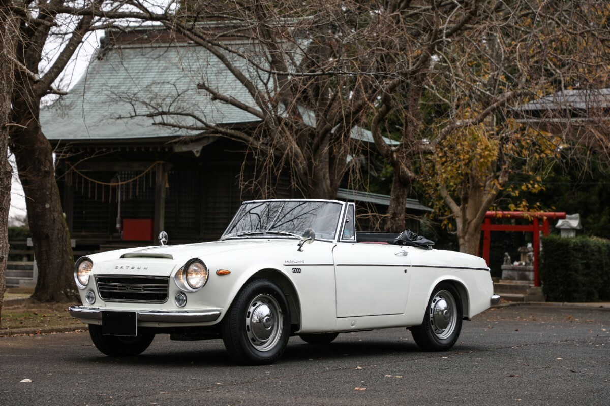 1967 Datsun Fairlady 2000 Sr311 Bh Auction