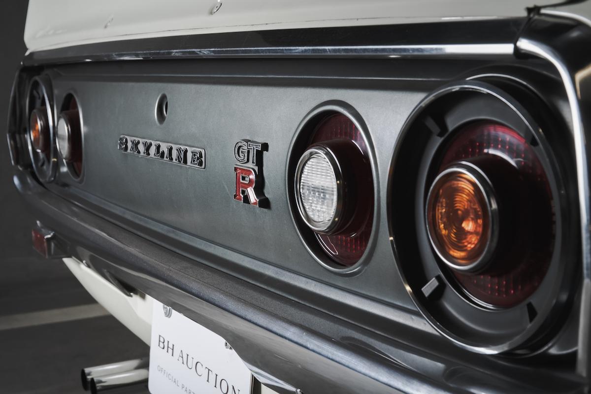 1973 Nissan Skyline 2000 Gt R Kpgc110 Bh Auction