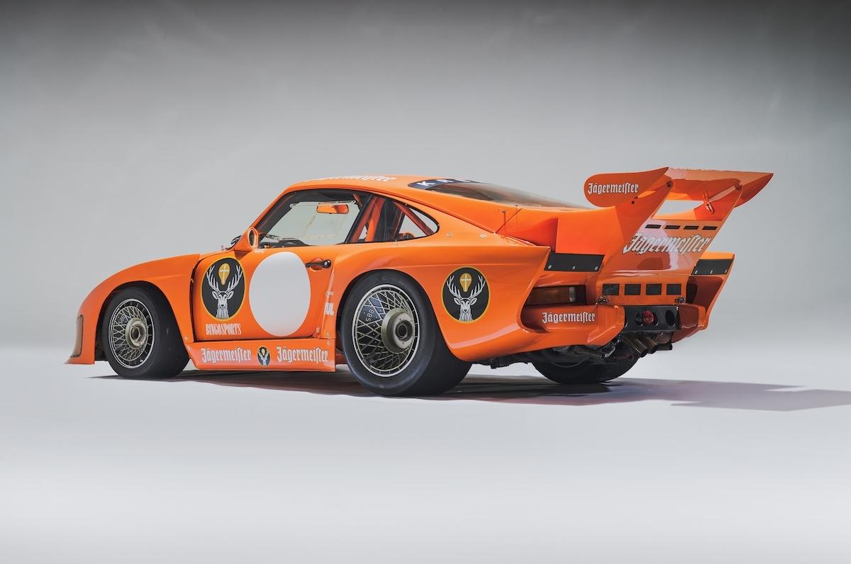 1977 Porsche 935 K3 80 By Kremer Bh Auction