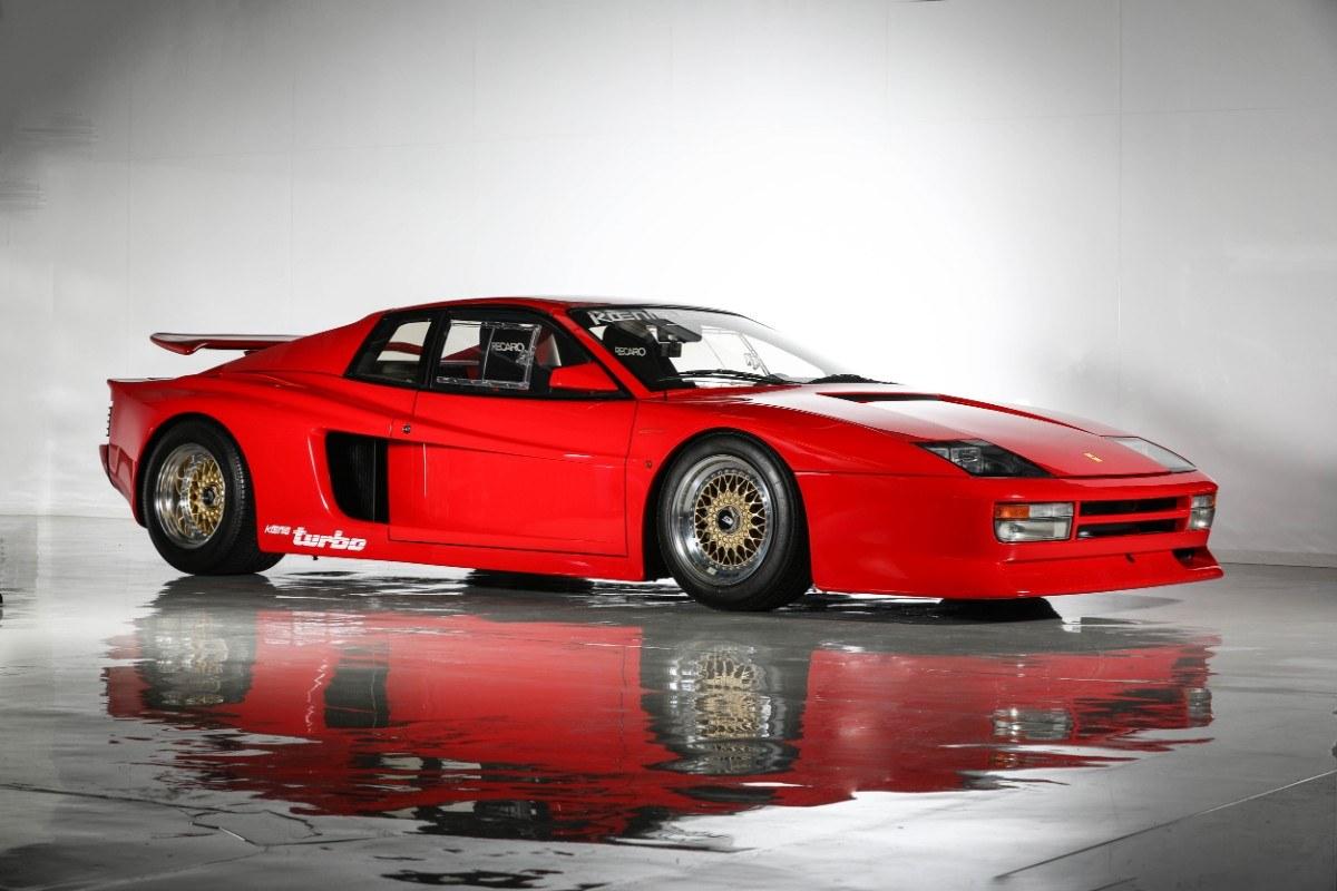 1987 Ferrari Testarossa Koenig Specials Bh Auction