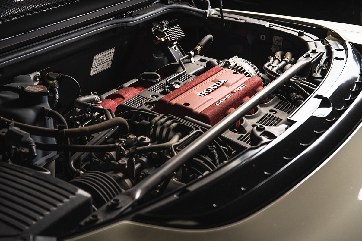 2005 Honda Nsx R Bh Auction