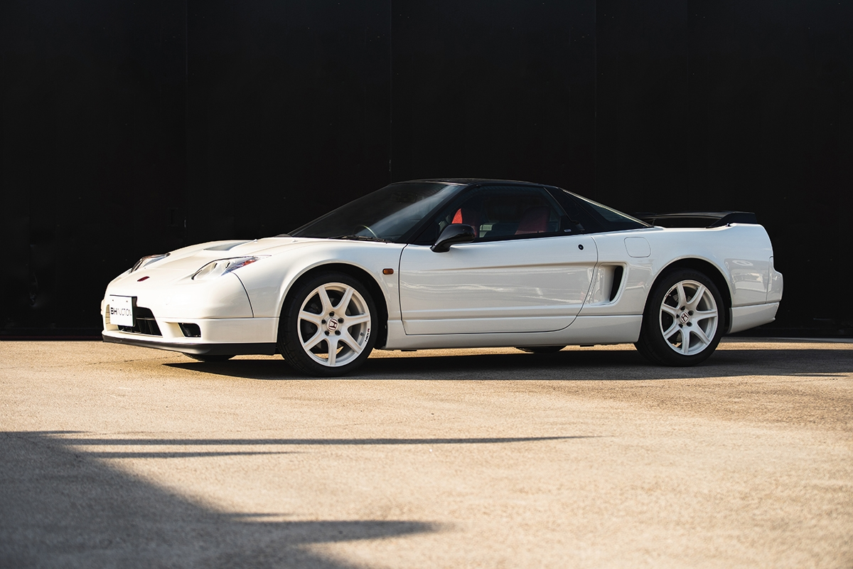 Honda Nsx R >> 2005 Honda Nsx R Bh Auction