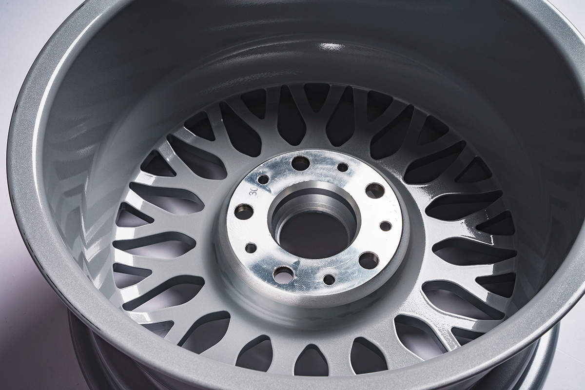 Alloy Wheel Set For Bmw E30 M3 Made By Bbs Bh Auction