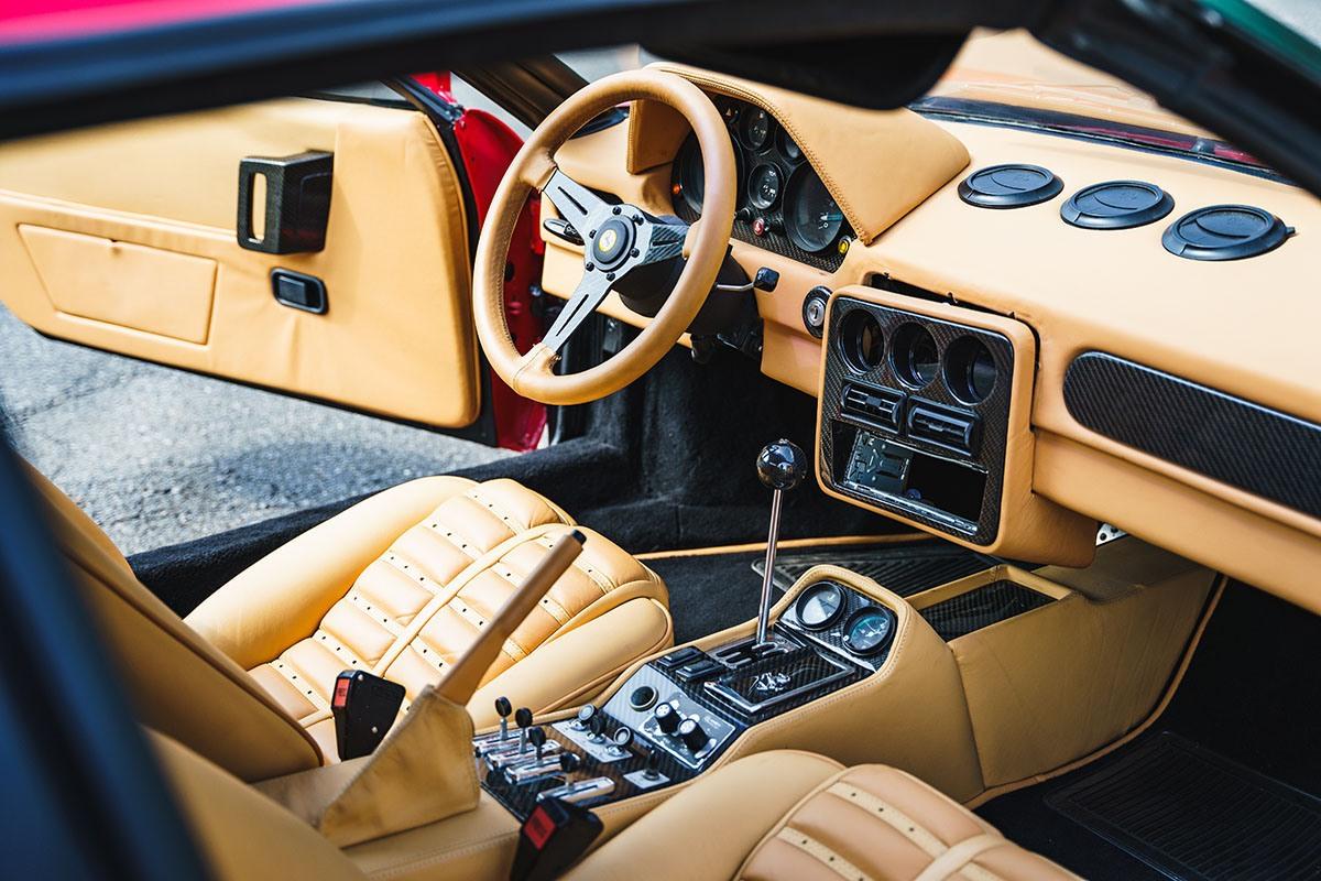 Ferrari 288gto Replica Body Bh Auction