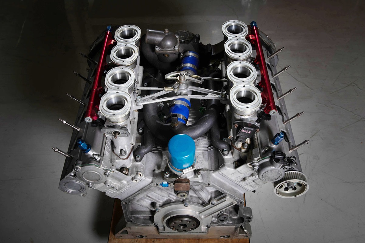 Ferrari F355 F129 Engine Tuned By Toda Racing Bh Auction
